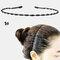 スポーツスタイル男性女性ヘッドバンドヘアピンフェイスウォッシュバックプレッシャーヘアノンハートヘアヘアアクセサリー - 1