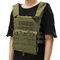 Lightweight  MOLLE Tactical Armor Plate Carrier JPC Vest w/ Mag Pouches - #3