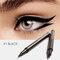 Professional Liquid Eyeliner Pen Long Lasting Waterproof Sweat-Proof No-Fade Eye Makeup - Black