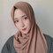Women Solid Color Muslim Scarf Hijab Chiffon Long Scarf - #03