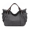 Women Vintage Canvas Tote Bag Large Capacity Handbag