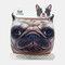 Cute Pet Pattern Warm Plush Mask - 01