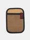 Multifunctional Vehicle Mobile Phone Storage Net Pocket Sticky Car Seat Back Portable Car Storage Bag - #02