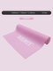 Yoga Rally Band Men Women Fitness Resistance Band Strength  Training Stretching Elastic Band - Pink