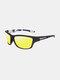 نظارة شمسية رجالية بإطار كامل ومضادة للأشعة فوق البنفسجية مستقطبة غير رسمية للقيادة الرياضية في الهواء الطلق - #06