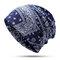 Mulheres de Algodão Impresso Cap Casquinha Cap Boneca Casual Cap Chapéus De Sol Ao Ar Livre Cachecol Dupla Utilização Chapéu