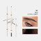4 Farben Künstler Skizze Augenbrauenstiftcil Wasserdichter, schweißfester, natürlicher, langlebiger, superfeiner Augenbrauenstift - # 03