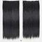 26 цветов длинные прямые Волосы удлинители 5 зажимов ложные Волосы шт. Высокотемпературное волокно Парик - 25