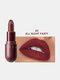 8 Farben Matte Lipstick Lang anhaltendes feuchtigkeitsspendendes, nicht verblassendes Lippen-Make-up - #02