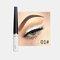 Matte Liquid Eyeliner Quick Dry Wasserdichter Eyeliner Bleistift Braun Lila Farbe Eyeliner Kosmetisches Make-up-Werkzeug - 01