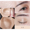 Beezan Baked Glitter Paleta de sombras de ojos Naked Waterproof Mineral Shimmer Metálico Eye Shadow Powder - # 01