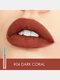 10 Farben Velvet Matte Lip Glaze Wasserdichte, nicht markierende Lipgloss-Kosmetik - #06