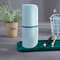Travel Wash Cup Set Tooth Cylinder Simple Brushing Cup Toothpaste Storage Box Travel Toothbrush Box - Sky Blue