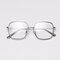 Anti Blue Light Goggles Led Reading Glasses Radiation-resistant Glasses Computer Gaming Eye Glasses - Grey