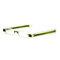 New Folding 360 Rotating Reading Glasses Unisex Pen Type Optical Glasses Eye Health Care - Green