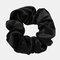 الشعر سكرانشي المخملية سكرانشي مطاطا الساتان العصابات الشعر غير النظامية ليوبارد ذيل حصان العلاقات حبل - 2