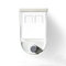 Kitchen Wall-Mounted Storage Tank Cereal Rice Bean Sealed Can Oatmeal Dispenser Wholesale - 1000ML