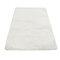 120x170 سنتيمتر منفوش البساط المضادة للانزلاق الأشعث البساط غرفة الطعام المنزل السجاد الكلمة حصيرة - أبيض