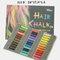 Disposable Hair Dye Pen Non-Toxic Hair Dye Crayon Chalk Girls Kids Party Cosplay DIY Temporary Styling Tools - #06