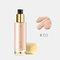 8 Farben Liquid Foundation Concealer Whitening Moisturizer mit vollständiger Abdeckung Wasserdichtes Gesichts-Make-up - 3#