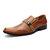 Menico Мужская стильная цветная босоножка на каблуке делового размера Платье Обувь