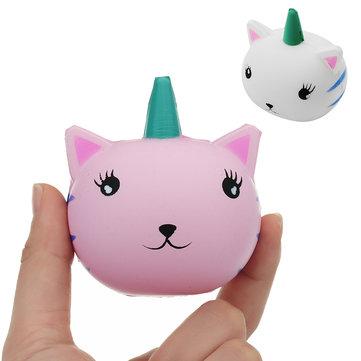 Unicorn Cat Squishy Soft Toy