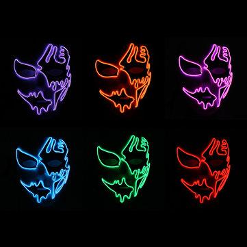 LED Luminous Flashing Party Masks
