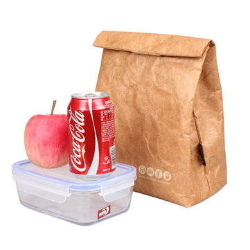 6L Brown Paper Lunch Bag