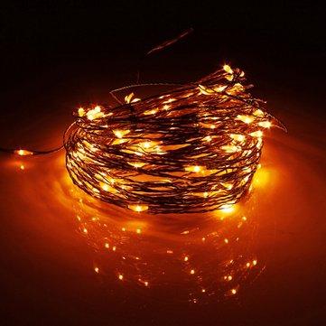 20M 200 LED Solar Powered String Light