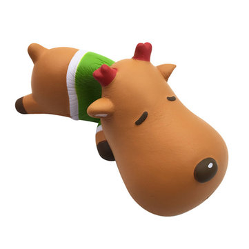 Christmas Deer Squishy