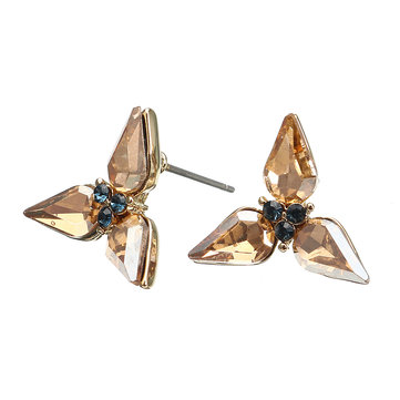 JASSY® Trinity Crystal Earrings