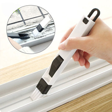 Window Recess Groove Clean Thoroughly Brush