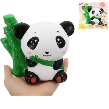 Eric Bamboo Panda Squishy