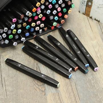 0 Colors Anime Art Marker Pen Set