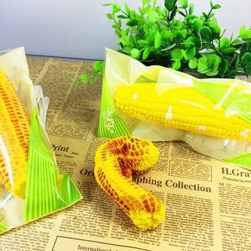 Eric Mais Squishy 16cm Collezione di squishy vegetali a crescita lenta con confezione regalo originale