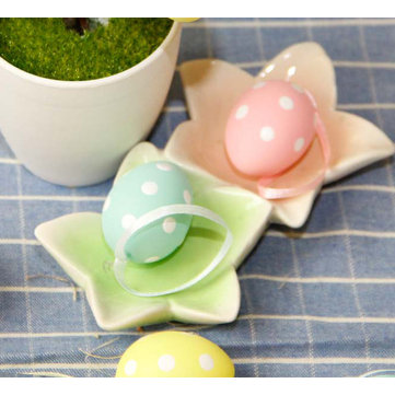 Honana HC-001 9pcs/set Easter Eggs Plastic Decoration Toys Wedding Birthday Party Decoration Home Decor