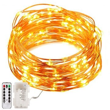 8 Modes Waterproof String Light