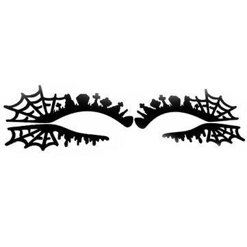 Halloween Artistic Eye Stickers