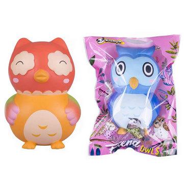 Squishy Owl