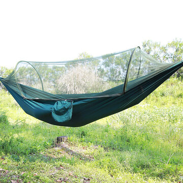 Outdoor Camping Automatic Open Hammock
