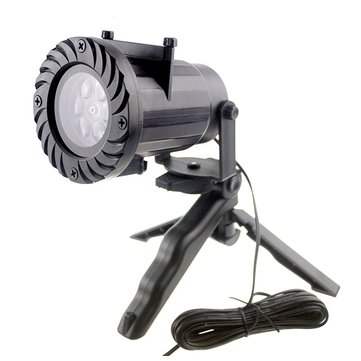 15 Patterns Remote Control Projector Stage Light
