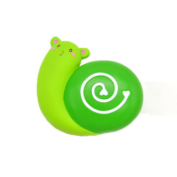 Kiibru Squishy Snail Jumbo 12cm Slow Rising Scented Original Packaging Collection Gift Decor Toy
