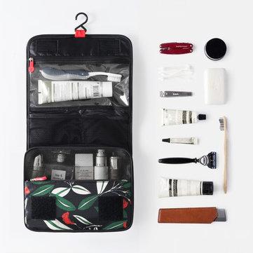 Waterproof Vintage Bathroom Travel Storage Makeup Bag