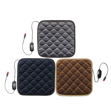 Electric Heated Seat Cushion Heater Pad