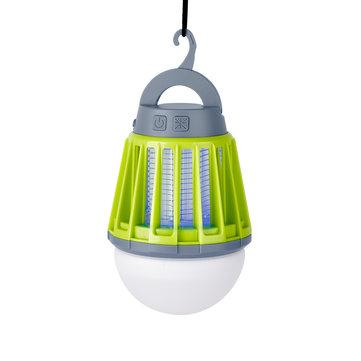 [{}} Garten im Freien USB-Laden LED-Moskito-Mörder-Lampe IPX6 wasserdichte Bergsteiger Ni [{}} Moskito-Mörder-Lampe, USB-Laden LED-Licht
