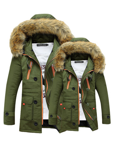 Hooded Thicken Winter Coats