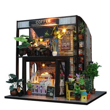 Kaffee Bar Puppenhaus