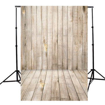 5x7FT Photo Studio Wooden Floor