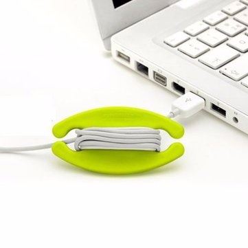 Silicone Earphone Wire Organizer