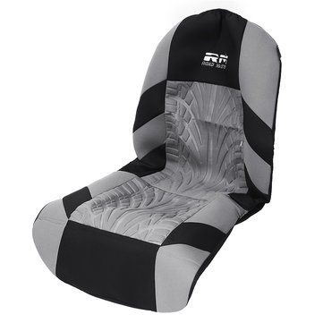 Double Seat Fabric Car Full Surround Front Seat Cover